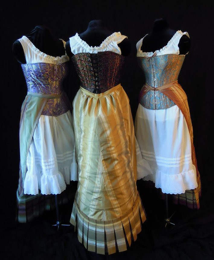 40e51f021e Period Corsets distinctive historic attire s most interesting Flickr ...