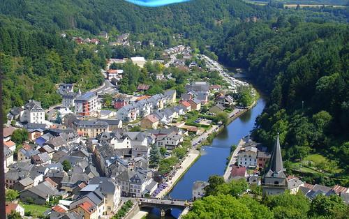 Vianden village
