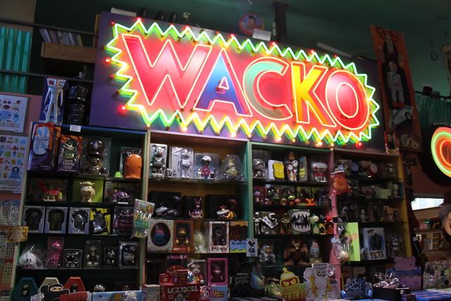 i <3 Wacko.