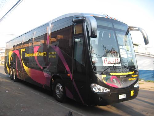 Frontera del Norte - Covalle Bus.-
