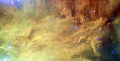 Hubble reveals heart of Lagoon Nebula by NASA Goddard Photo and Video