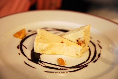 Semifreddo - The Grill, Grossi Florentino set menu