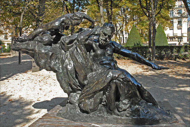 Le Monument à Victor Hugo d'Auguste Rodin