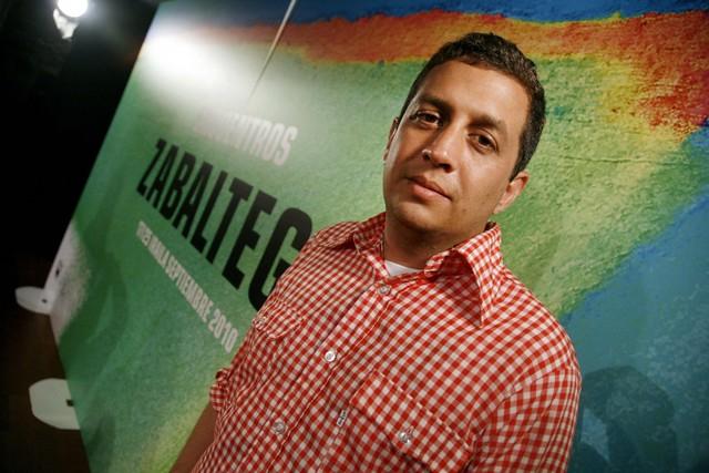 El guatemalteco Julio Hérnandez  - Encuentros Zabaltegi