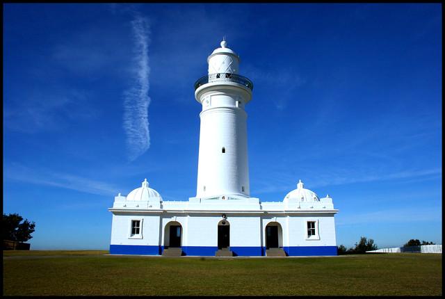 watson bay lighthouse