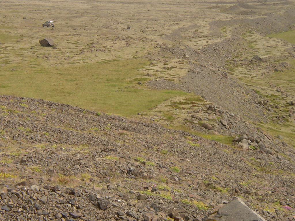 Terrazas Breiðamerkurjökull Islandia 10 Banco De