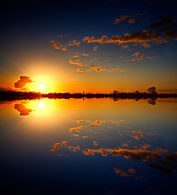 Sunset Revised