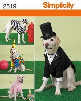 Dog Costume Patterns For Sale Flickr - Photo Sharing!
