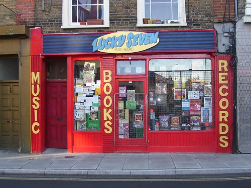 Lucky Seven, Stoke Newington, London N16