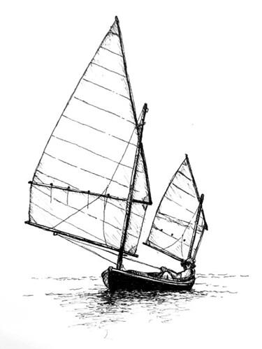 Canoe Yawl