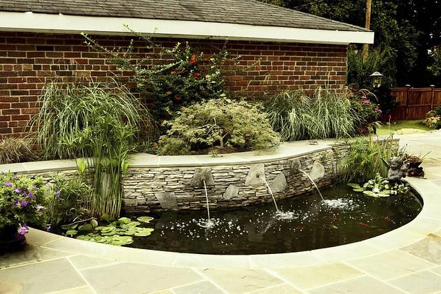 Koi pond frank bowman designs flickr photo sharing for Carolina koi farm