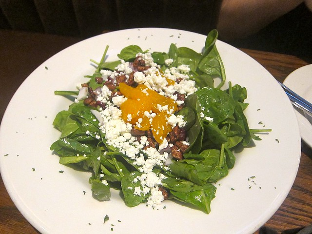 Spinach Salad | The Keg Steakhouse