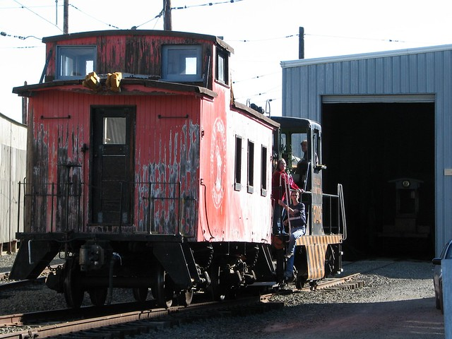 Caboose Food Truck