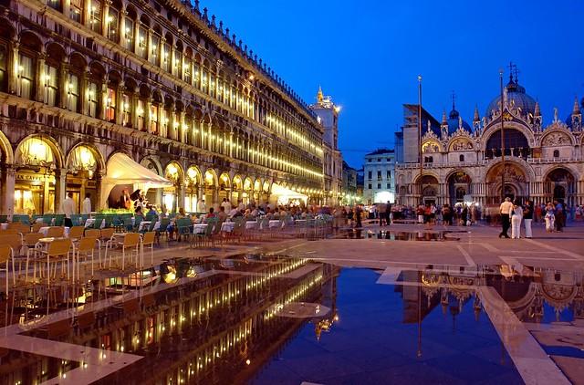 St Mark's Square (Piazza San Marco), Venice