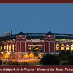 Texas Rangers - American League Champions