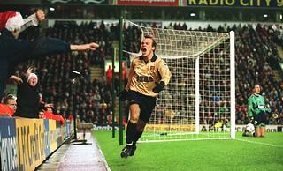 Ljungberg goal v Liverpool