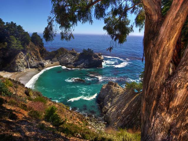 julia pfeiffer burns state park map with 5060874246 on 8590899773 together with Highway conditions together with Bshikes likewise McWay Falls Big Sur California 3 Jigsaw Puzzle together with Pacific Coast.