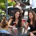 Idées pour sortie de filles : 5 à 7 sur une terrasse / The time of 5-7