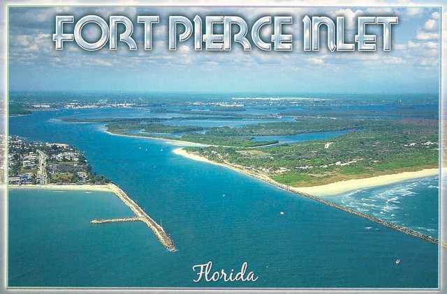 Florida fort pierce inlet flickr photo sharing for Fort pierce fishing
