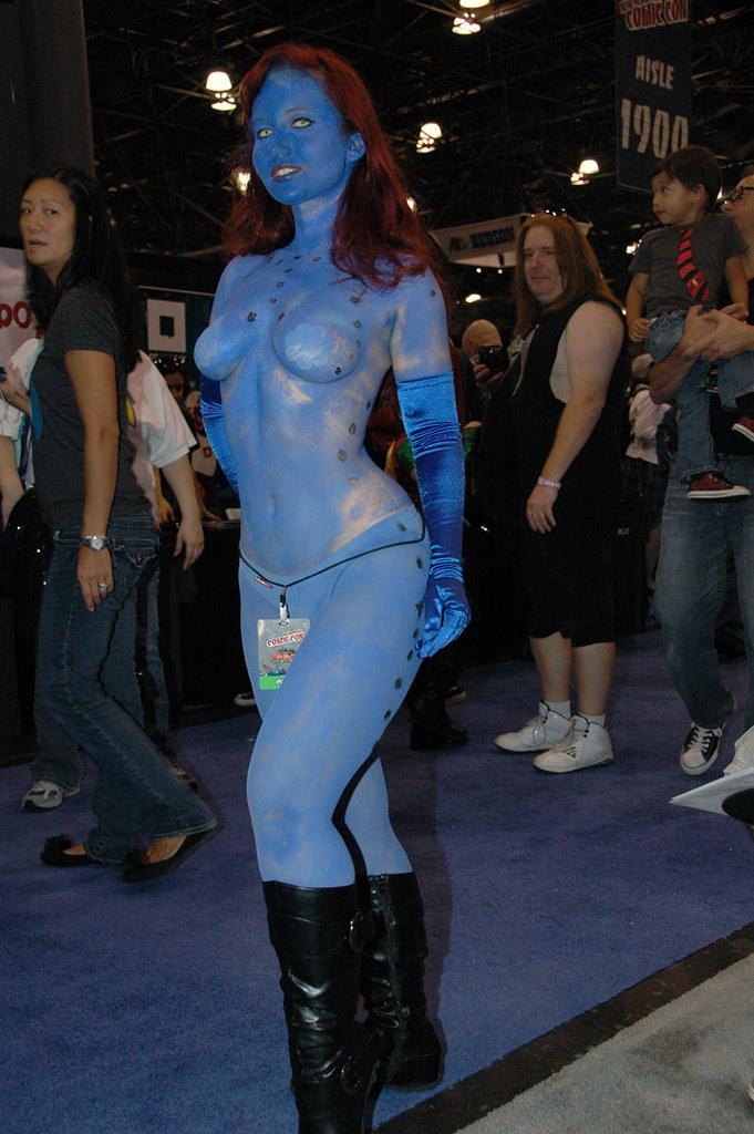 Cosplay xmen nude — photo 9