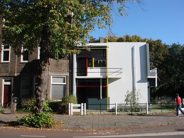 Rietveld-Schröder Huis [Day 281/365]