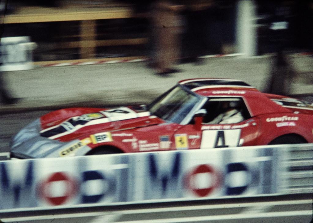 1969 N.A.R.T. Corvette, #4 Le Mans 1972 5072225816_5f80f780a1_b