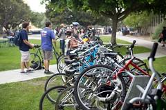 Bike It Day - 10-13-10 - Samohi