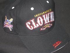 Indianapolis Clowns Cap ($25)