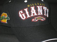 Hilldale Giants Cap ($25)