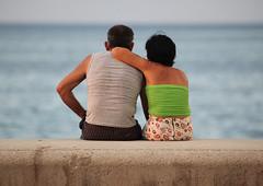 L\'amore non ha Età - Malecon Ciudad de la Habana Cuba