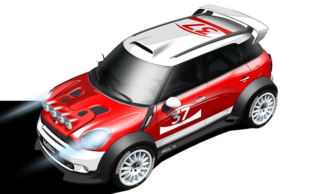 MINI_Countryman_WRC