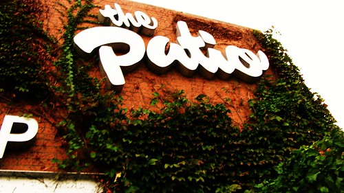 The Patio Restarant, Bridgeview Illinois. Sunday evening, October 10th, 2010. by Eddie from Chicago