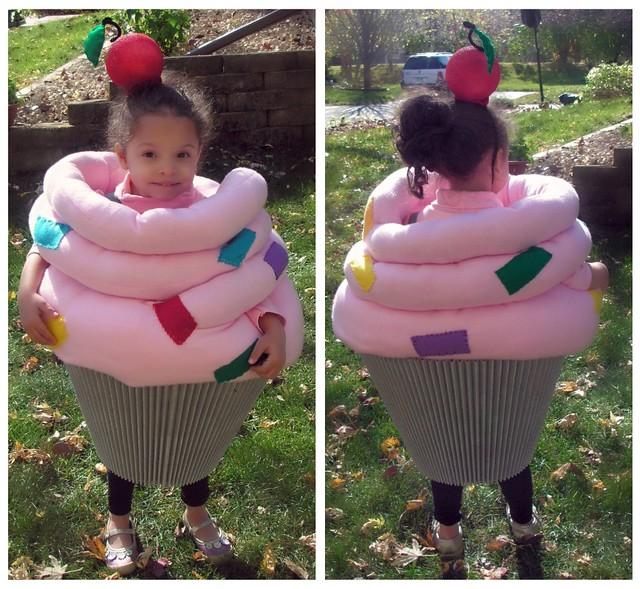 Cupcake Costume Flickr Photo Sharing