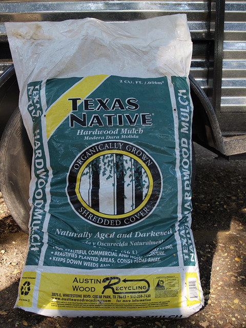 organic native Texas Hardwood Mulch 4.99   Flickr - Photo ...