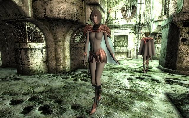 Claire Armor 01