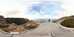 The Skyline Trail - photo bulle - spherical panoramic