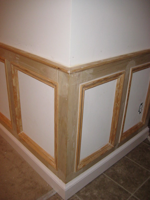 wainscoting ideas | Flickr - Photo Sharing!