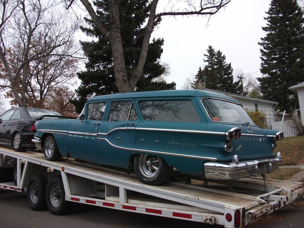 Pics photos 1958 pontiac for sale - 1958 Pontiac Safari Strato Chief