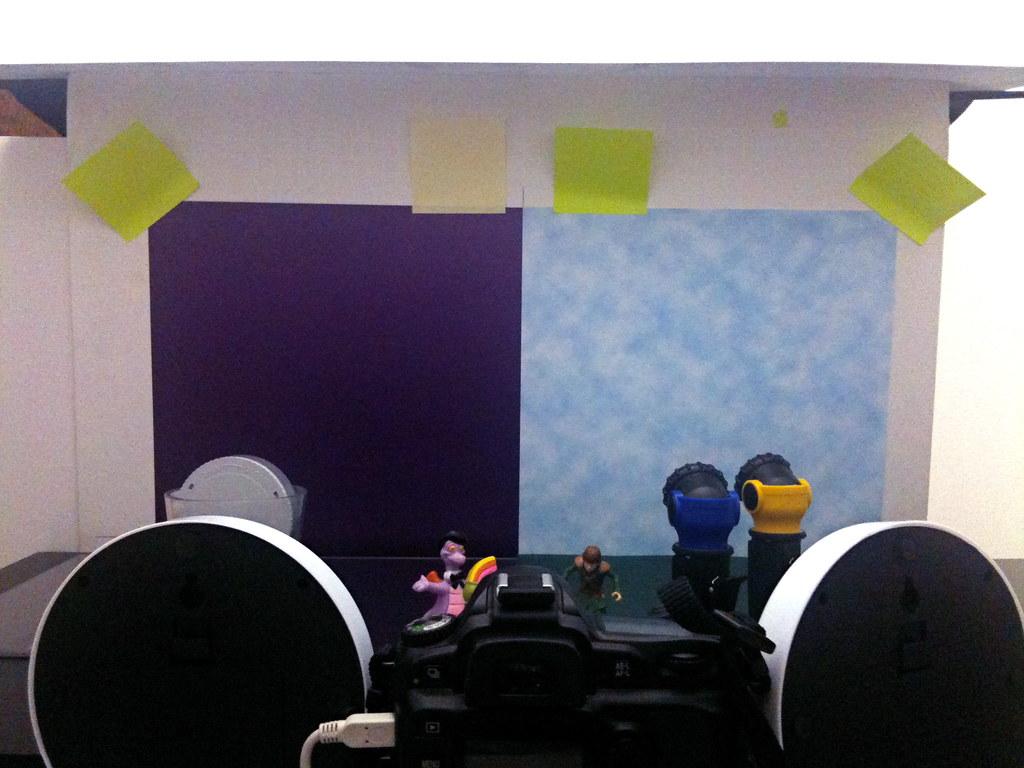 Figment vs. Hiccup Setup