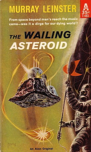 Murray Leinster / The wailing astroid
