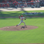 Cole Hamels Pitches