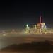 Toronto Skyline With Fog Layer by awl61
