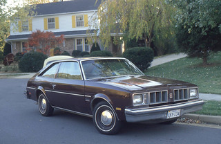 Eileen's 1979 Oldsmobile in Annandale