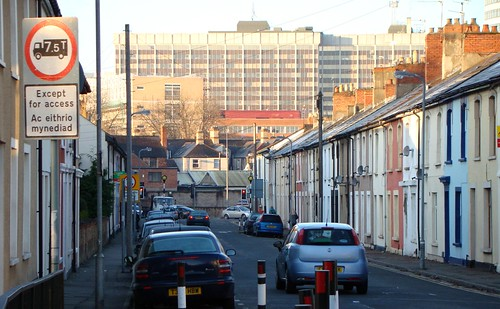 Splott, Looking Towards Town