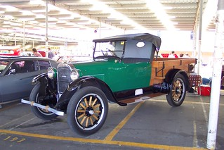 1924 Dodge Brothers utility