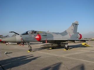 HAF Mirage 2000 EG - SN 218