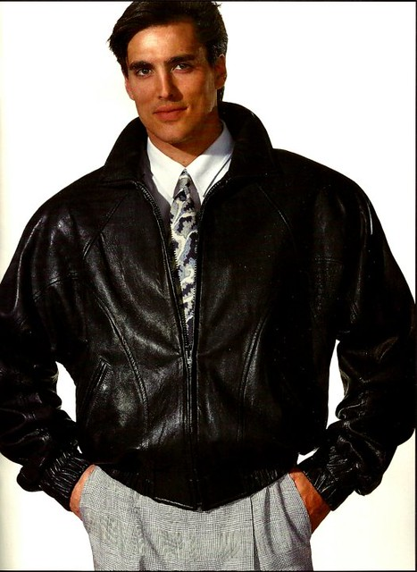 Male Fashion 1980s http://www.flickr.com/photos/51774232@N08/5187430101/