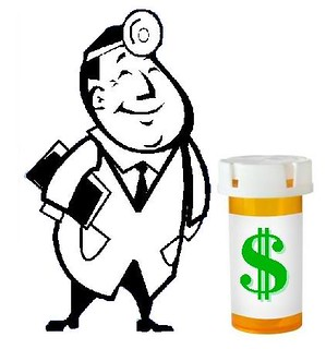 Rx Drugs: Timed-Release Bribery?