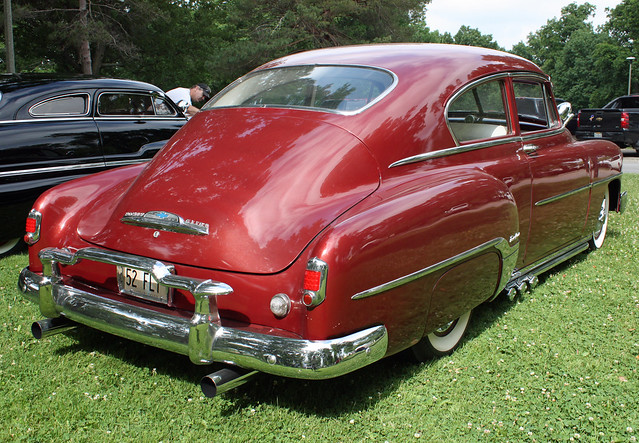 1952 chevrolet fleetline deluxe 2 door fastback 14 of 15 for 1952 chevy deluxe 2 door for sale