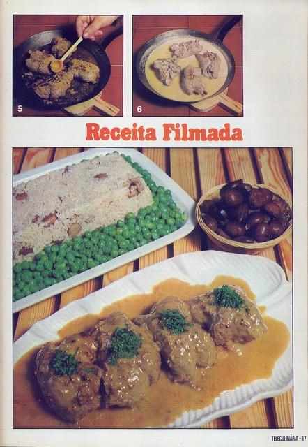Tele Culinária e Doçaria, Especial Outono, Setembro 1980 - 15